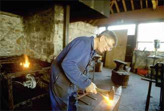 Enniscoe House - Blacksmith