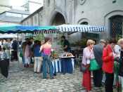 Farmleigh Market, Farmleigh, Phoenix Park, Dublin, Ireland