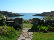 Horseshoe Cottage - Sherkin Island County Cork ireland