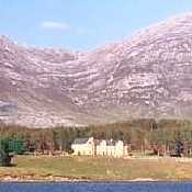 Lough Inagh Lodge, Recess, County Galway