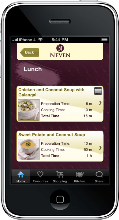 iCook with Neven - Neven Maguire Cooking App