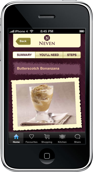 Neven Maguire Cooking App - iCook with Neven