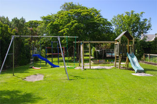 Renvyle House Hotel, Renvyle, Connemara, Co Galway - playground