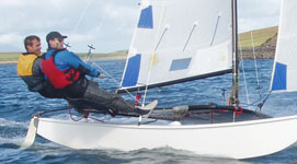 Sailing at Glenans Sailing School - Baltimore County Cork Ireland