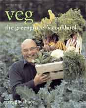 Veg the greengrocers cookbook by Gregg Wallace