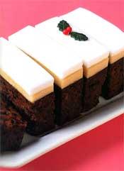 Free Christmas Recipes Christmas Cake Marzipan Royal
