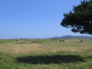 1st Green and Howth Head