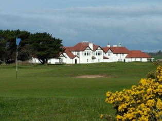 Portmarnock Golf Clubhouse