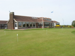 The Island Golf Clubhouse