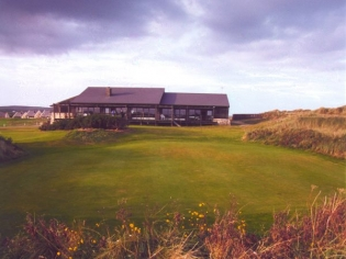 Seapoint Golf Clubhouse