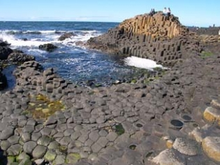 Giants Causeway - Bushmills County Antrim Northern Ireland