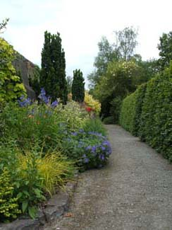 Lodge Park Walled Gardens - Straffan County Kildare Ireland