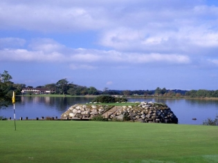 Killeen Course - 3rd Hole