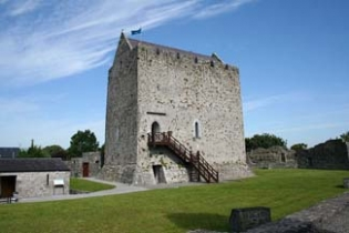 Athenry Castle - Athenry County Galway Ireland