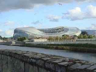 Aviva Stadium - Lansdowne Road Dublin 4 Ireland