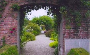 Benvarden - Garden Ballymoney County Antrim Northern Ireland