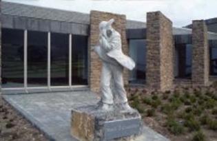 The Blascaoid Centre - Ionad an Bhlascaoid Mhóir - Ballyferriter Dingle Peninsula County Kerry Ireland