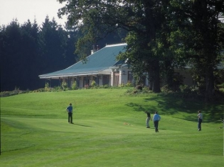 Rathsallagh Golf Clubhouse