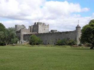 Cahir Castle - Cahir County Tipperary Ireland