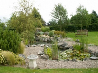 Cedar Lodge - Garden - County Cork