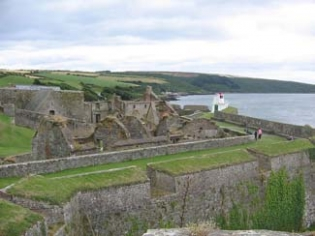 Charles Fort - Kinsale County Cork Ireland