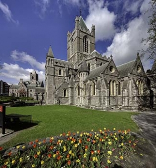 Christ Church Cathedral - Dublin 8 Ireland