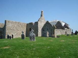 Clonmacnoise - Shannonbridge County Offaly Ireland