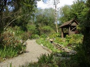 Cashel House Hotel - Garden Cashel County Galway Ireland