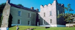 Derrynane House - Caherdaniel County Kerry Ireland