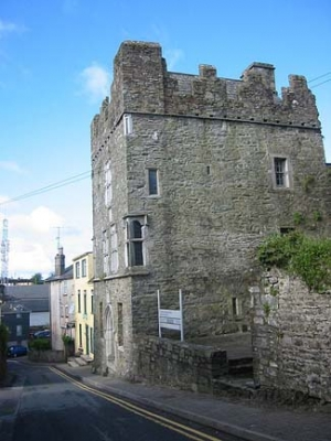 Desmond Castle - Kinsale County Cork Ireland