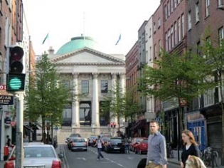 Dublin City Hall - Story of the Capital - Dame Street Dublin 2 Ireland