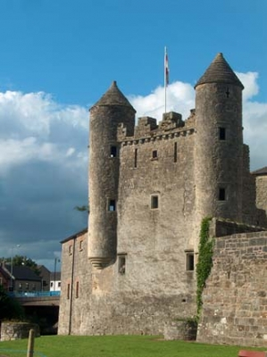 Enniskillen Castle Museum - Enniskillen County Fermanagh Northern Ireland