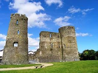 Ferns Castle - Ferns County Wexford Ireland