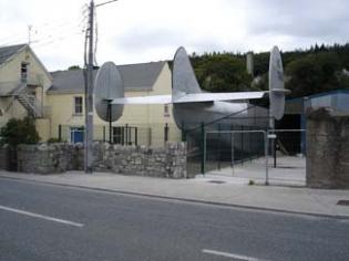 Foynes Flying Boat Museum - Foynes County Limerick Ireland