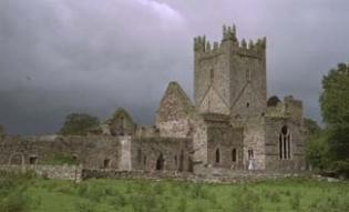 Jerpoint Abbey - Thomastown County Kilkenny Ireland