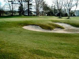 Lackabane Course - 2nd Hole