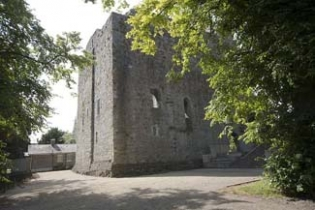 Maynooth Castle - Maynooth County Kildare Ireland