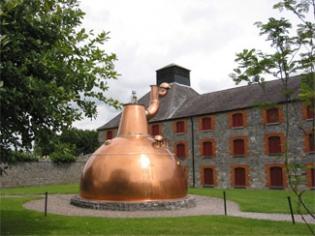 Jameson Experience Midleton - Midleton Distillery - Midleton County Cork Ireland