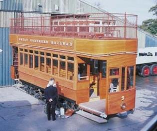 National Transport Museum - Howth County Dublin Ireland