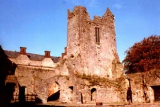 Ormond Castle - Carrick on Suir County Tipperary Ireland