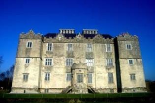 Portumna Castle & Gardens - Portumna County Galway Ireland