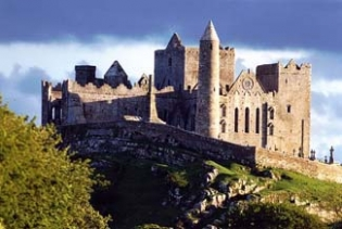 Rock of Cashel - Cashel County Tipperary Ireland