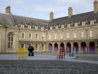 Irish Museum of Modern Art (IMMA) - Royal Hospital Kilmainham - Dublin 8 Ireland