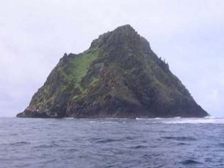 Skellig Michael - County Kerry Ireland