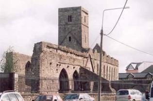 Sligo Abbey - Sligo Town County Sligo Ireland