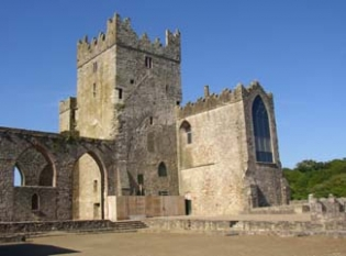 Tintern Abbey - New Ross County Wexford Ireland