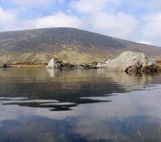Wicklow Mountains National Park - County Wicklow Ireland