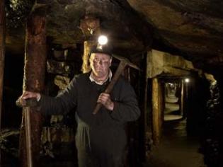 Arigna Mining Experience - Arigna County Roscommon Ireland