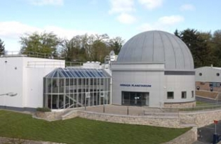 Armagh Planetarium - Armagh County Armagh Northern Ireland