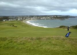 Ballycastle Golf Club - Ballycastle County Antrim Northern Ireland